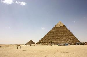 La piramide di Chefren - runintherain