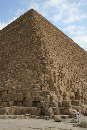 La piramide di Cheope - malex