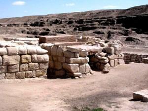 La necropoli di Tanis by wiki